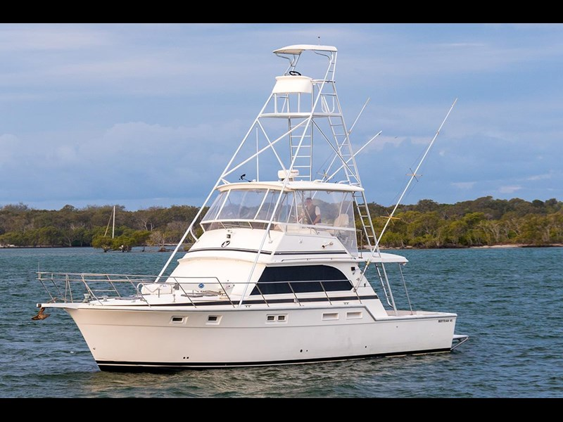 bertram 45' flybridge 523932 003