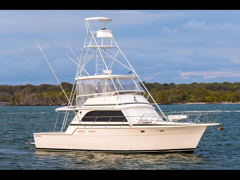 bertram 45' flybridge 523932 001