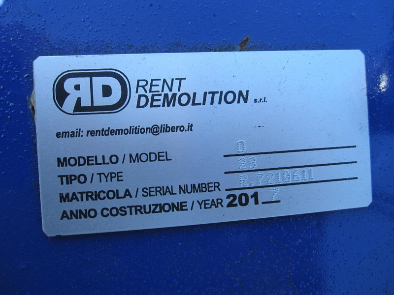 rent demolition rd-23 525803 013