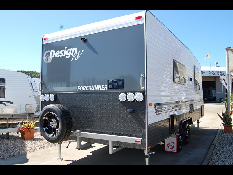 design rv forerunner 3 19'6 470679 019