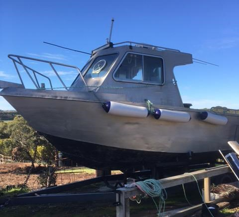 commercial lobster /trap /crab boat 526968 009