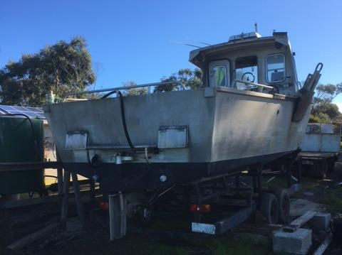 commercial lobster /trap /crab boat 526968 007