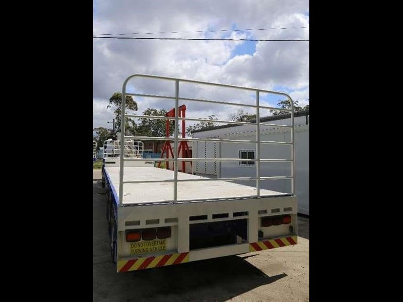 aaa new drop deck trailer with pins 527047 009