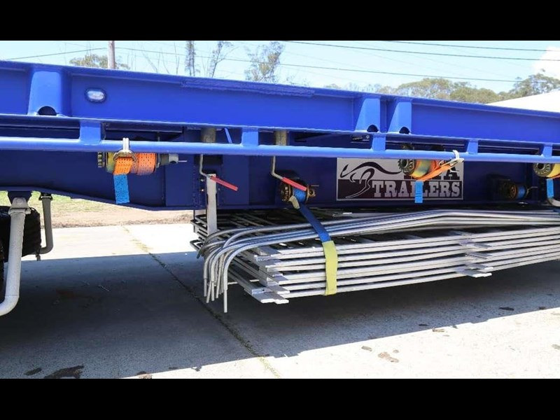 aaa new drop deck trailer with pins 527047 017