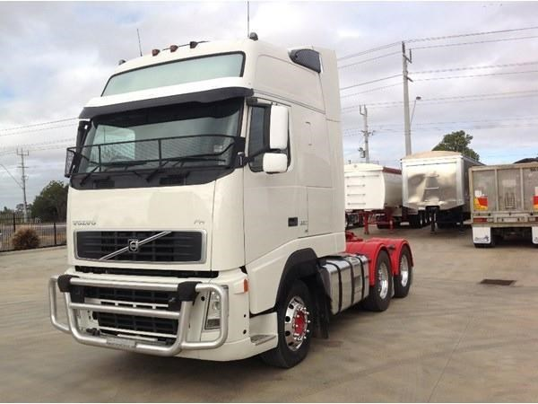 2007 VOLVO FH13 for sale