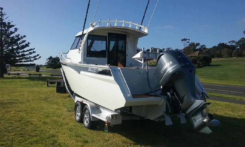white pointer 750 sports cruiser 528684 009