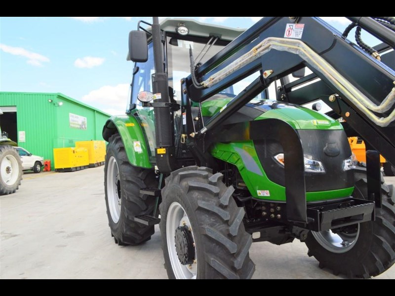agrison 80hp cdf cabin - 4in1 bucket - 5 year warranty - free 6ft slasher! 455374 021