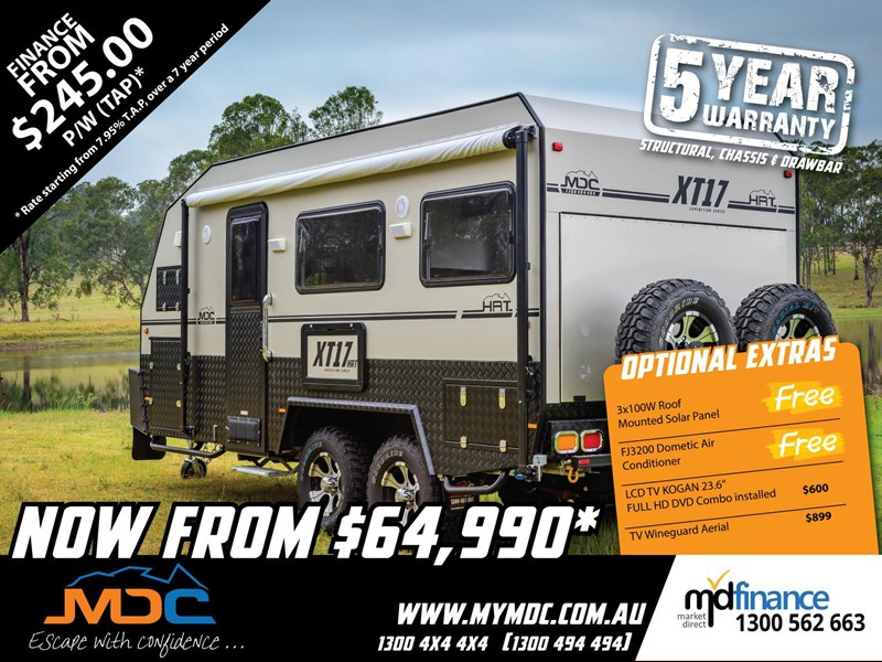 market direct campers xt - 17 hrt 344861 007