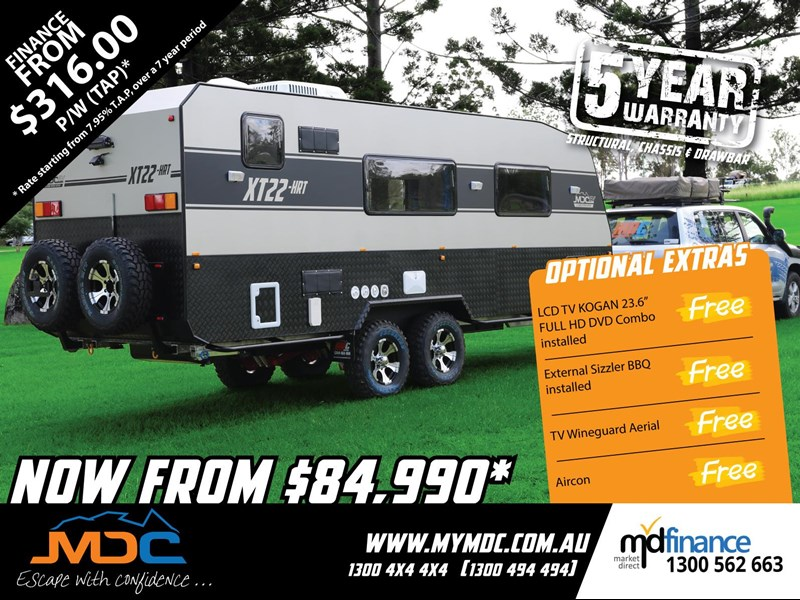 market direct campers xt22-hrt 433756 033
