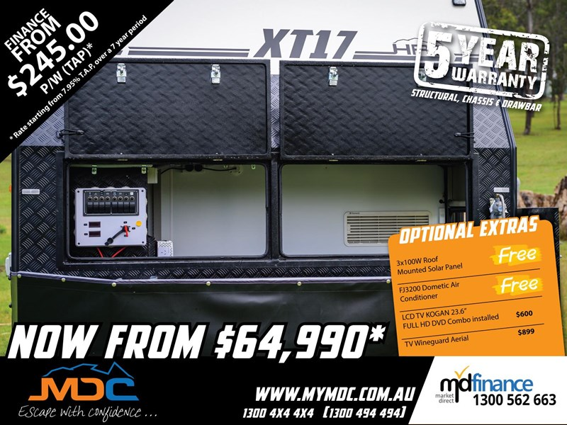 market direct campers xt17-hrt 433761 035