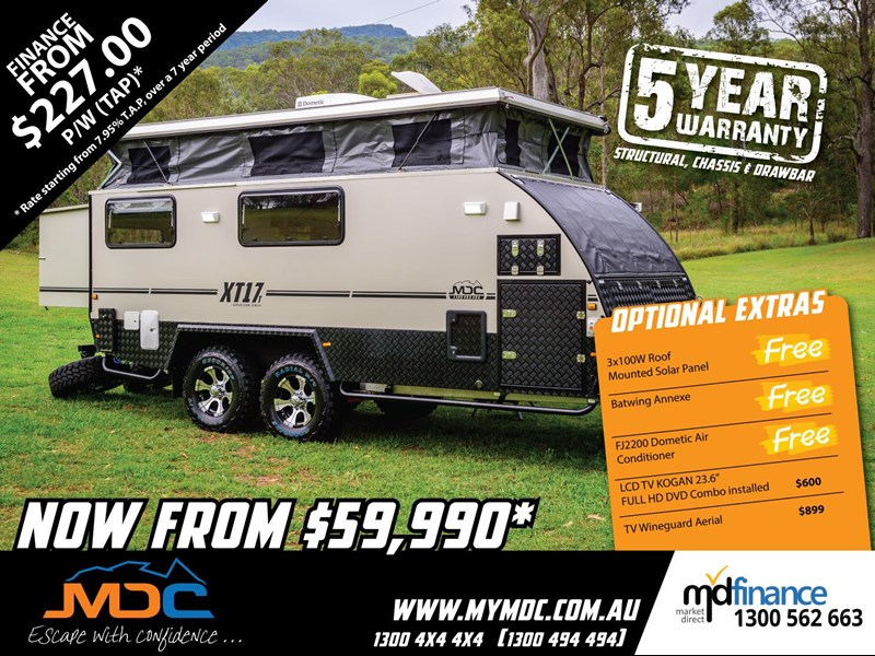 market direct campers xt17-t 493010 007