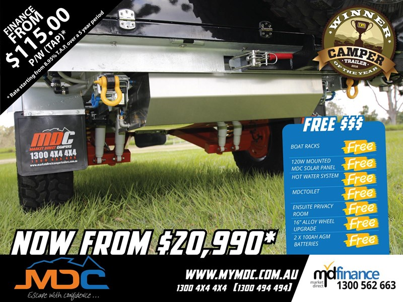 market direct campers 2016 venturer cape york edition 430303 045