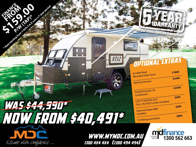 market direct campers xt12-db 492629 029