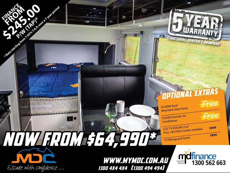 market direct campers xt17-hrt 433699 027