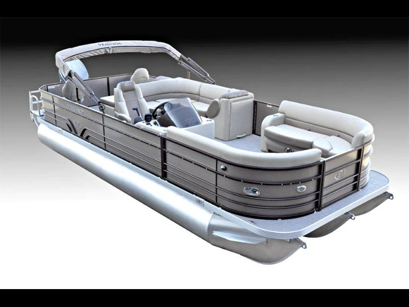 veranda vf22f2 fish / cruise pontoon 536612 001