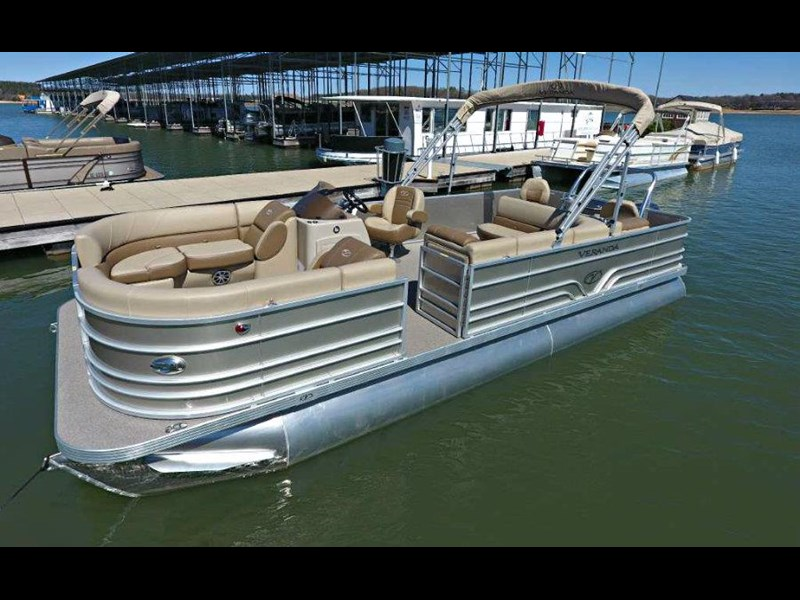 veranda vf22f2 fish / cruise pontoon 536612 015