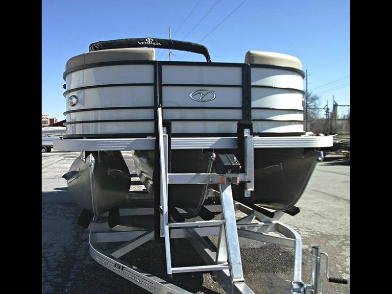veranda vf22f2 fish / cruise pontoon 536612 017
