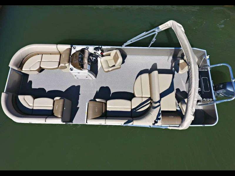 veranda vf22f2 fish / cruise pontoon 536612 021
