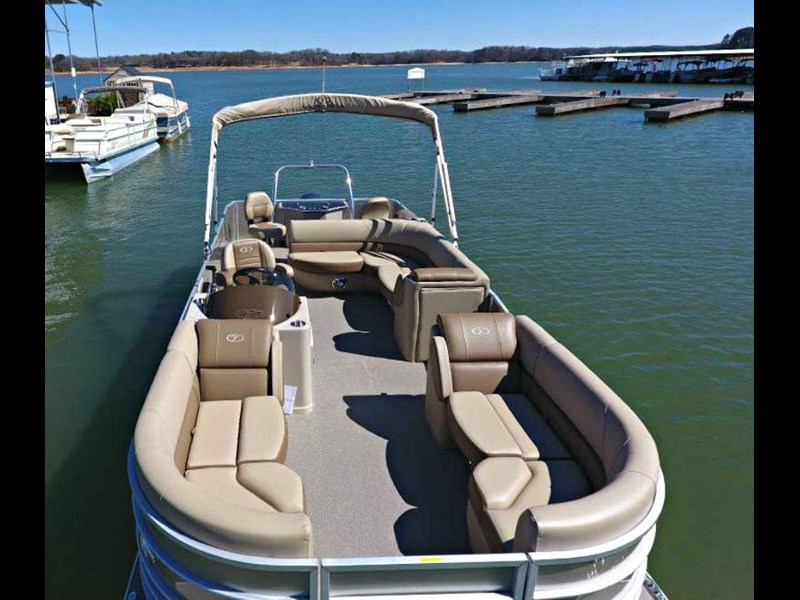 veranda vf22f2 fish / cruise pontoon 536612 025
