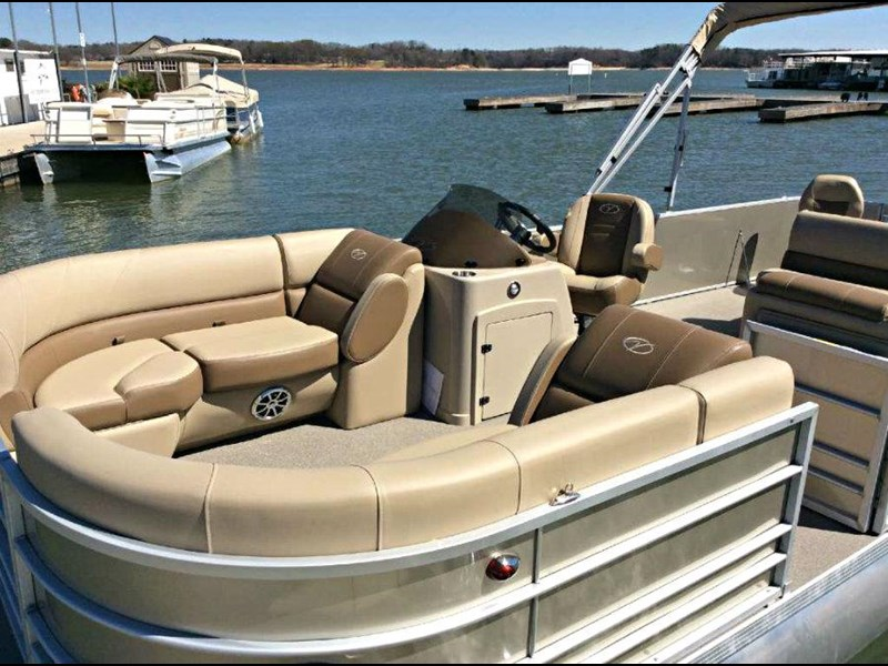 veranda vf22f2 fish / cruise pontoon 536612 027