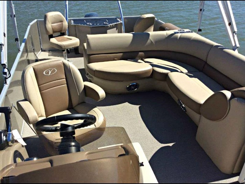 veranda vf22f2 fish / cruise pontoon 536612 039