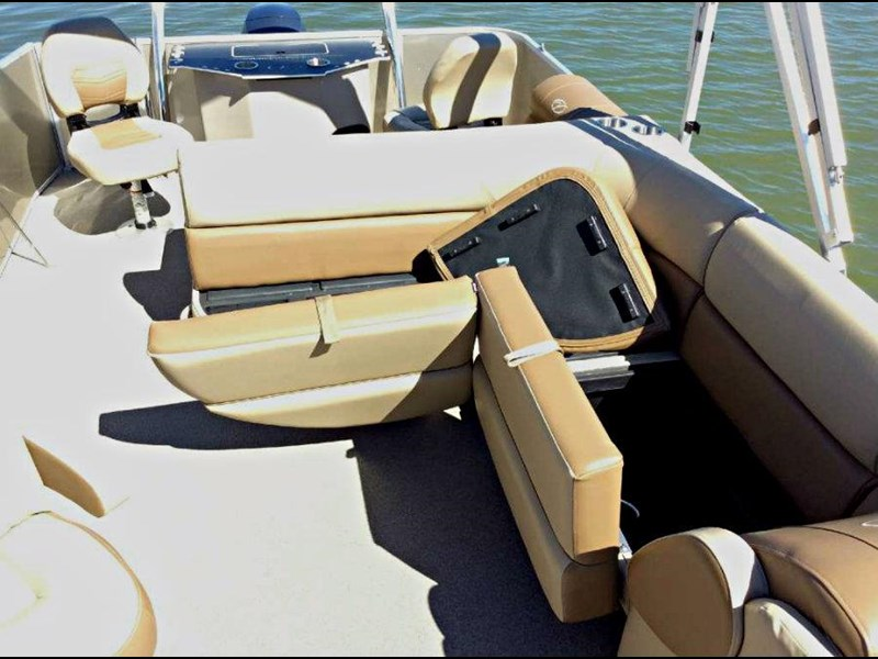 veranda vf22f2 fish / cruise pontoon 536612 043