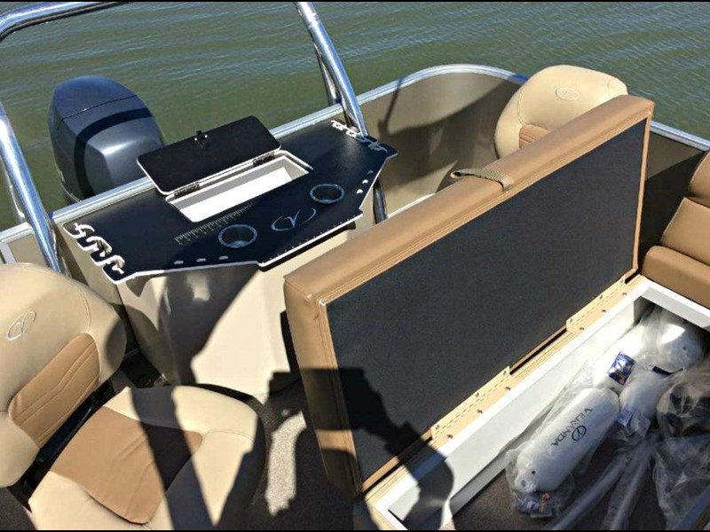 veranda vf22f2 fish / cruise pontoon 536612 057