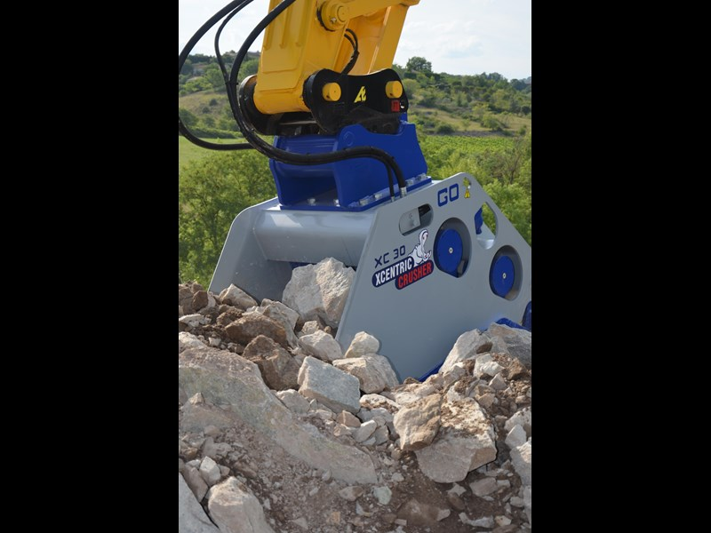 xcentric xc50 crusher buckets rent-try-buy 540599 003