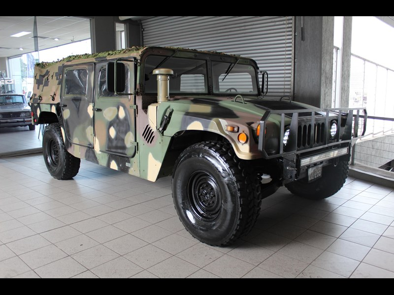 New & Used Hummer H1 Cars For Sale