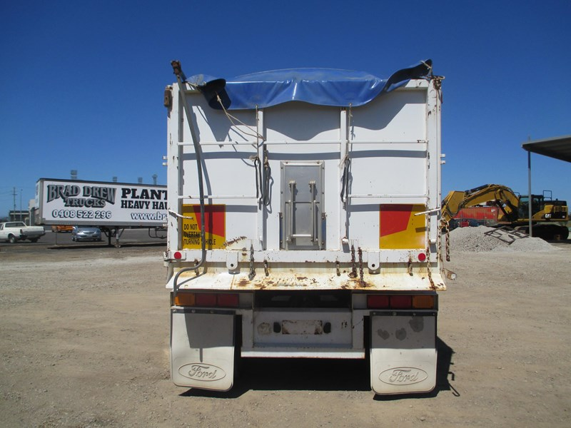 parsons steel grain chassis semi tipper 541759 009