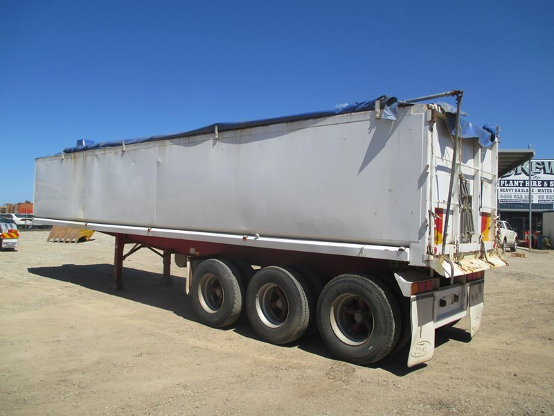 parsons steel grain chassis semi tipper 541759 001