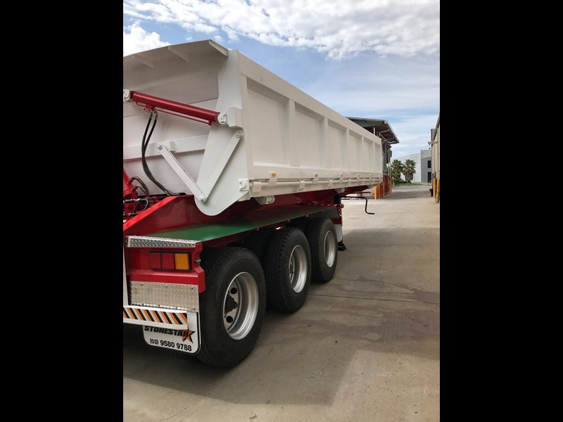 stonestar side tipper trailer 23m3 308566 041