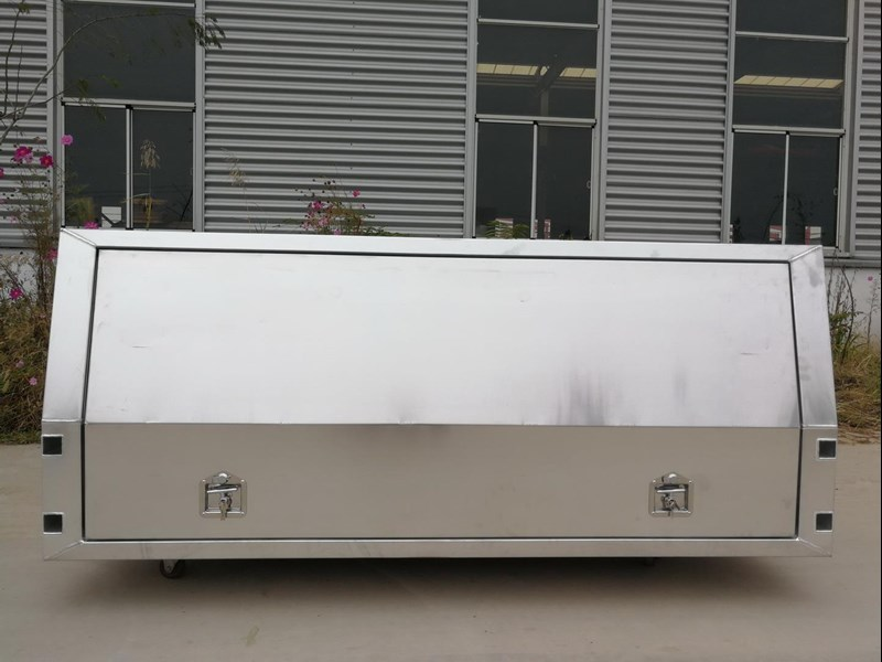 KYLIN CAMPERS EXTRA CAB JACK OFF ALUMINIUM FLAT PLATE CANOPY, UTE ...