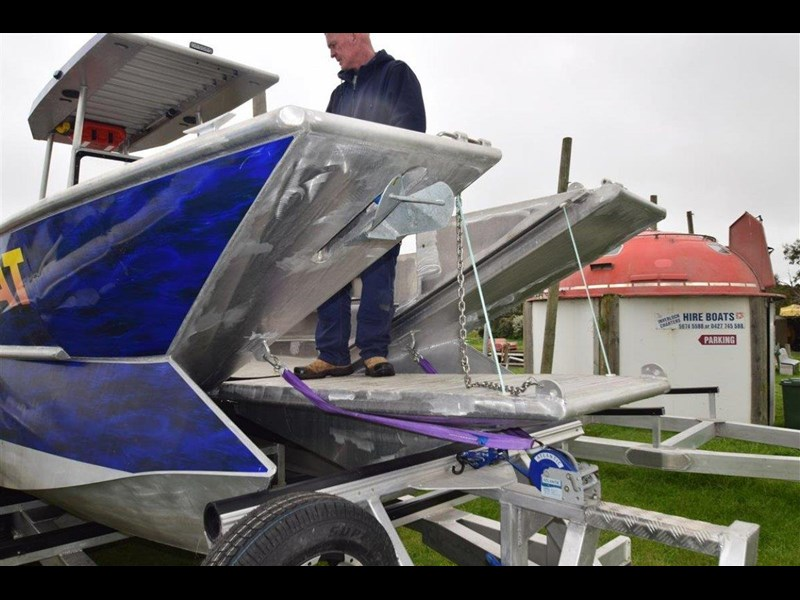 custom aluminium power catamaran 544133 007