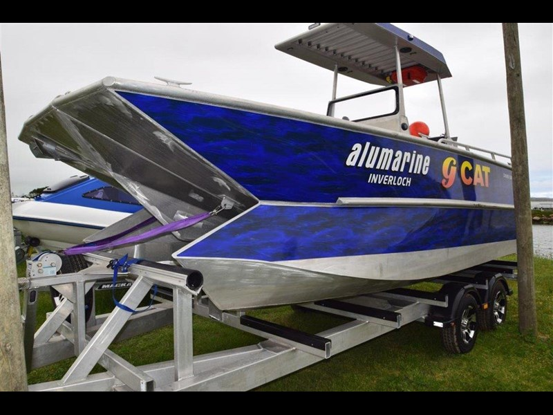 custom aluminium power catamaran 544133 001