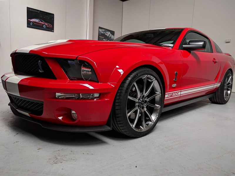 ford mustang 545425 007