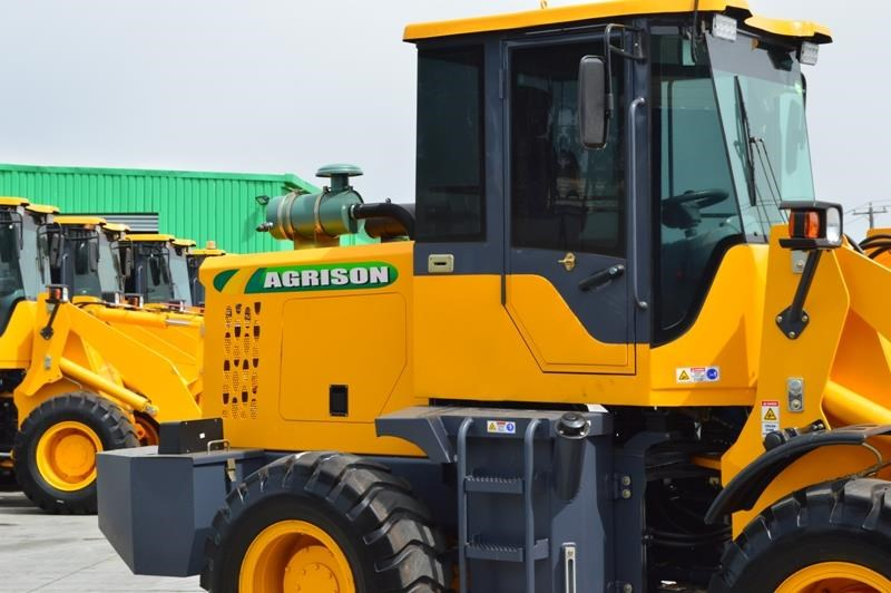 agrison tx926l wheel loader 5.5tonne 2000kg capacity 5year warranty 100378 037