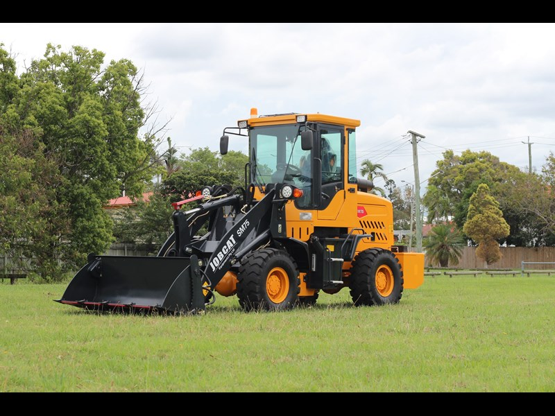 joblion equipments 2019 new joblion sm75 75hp 5.2ton free gp bucket+bucket 4 in 1+forks 546461 041
