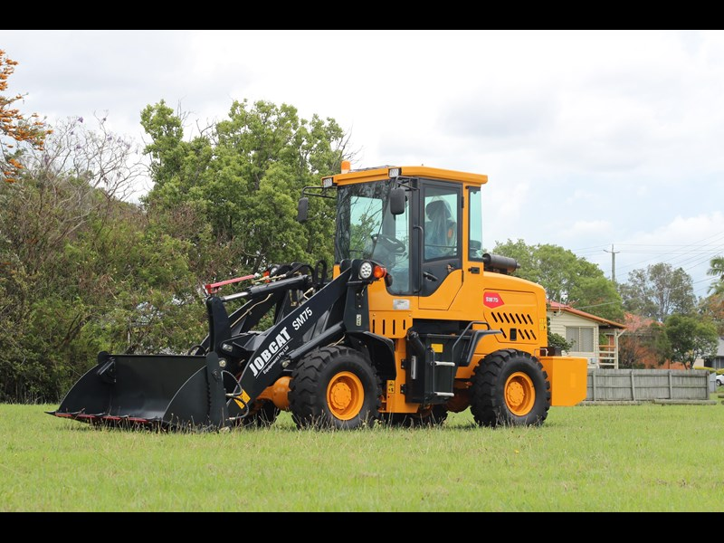 joblion equipments 2019 new joblion sm75 75hp 5.2ton free gp bucket+bucket 4 in 1+forks 546461 045