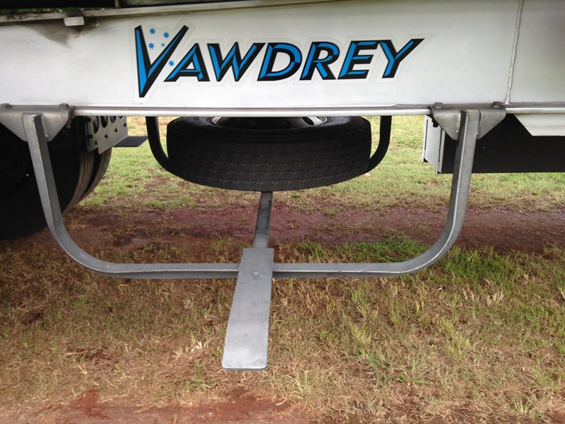 vawdrey a trailer roll back tautliner 546897 029