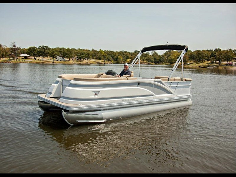 silver wave pontoons grand costa 210-l 547599 001