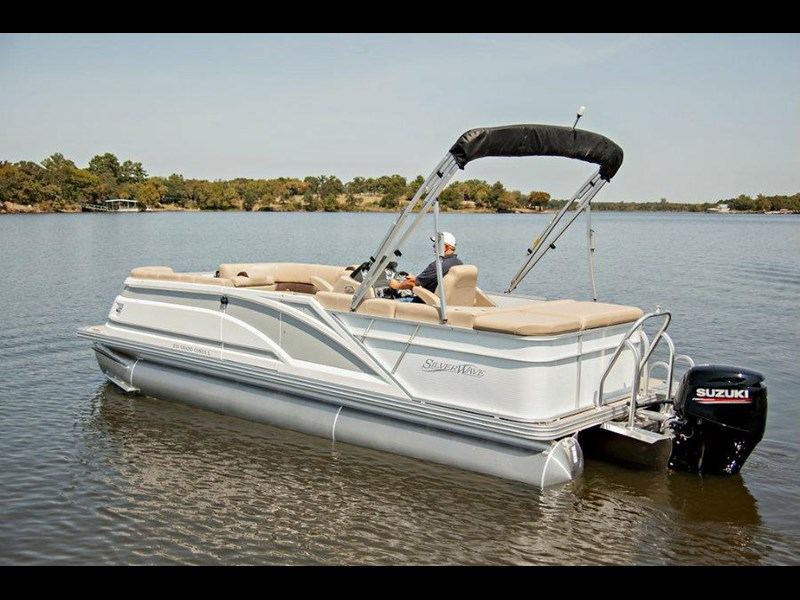 silver wave pontoons grand costa 210-l 547599 007