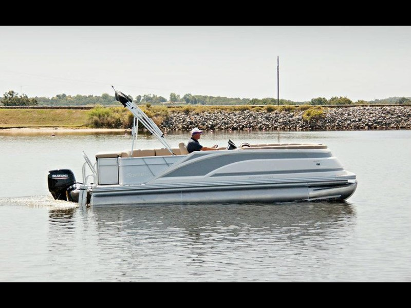 silver wave pontoons grand costa 210-l 547599 017