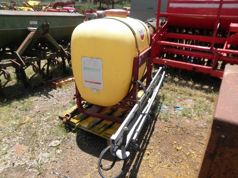 hardi 400ltr boom spray unit 548959 001
