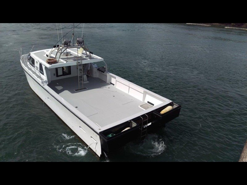 custom cray / crew / fishing / work vessel 534715 003