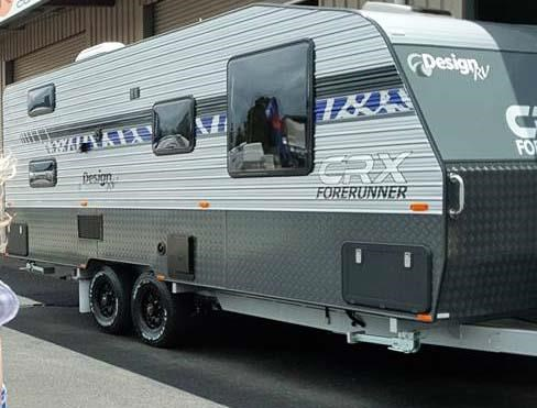 design rv forerunner family f2 21' outback 494753 047