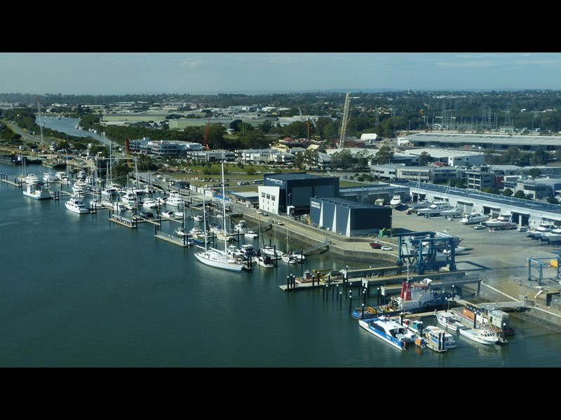 c12 18m marina berth at rivergate marina & shipyard c12 18m marina berth at rivergate marina & shipyard 550575 001