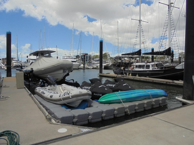 c12 18m marina berth at rivergate marina & shipyard c12 18m marina berth at rivergate marina & shipyard 550575 007
