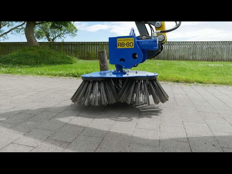 slanetrac rb80 sweeper with hitch 550890 007