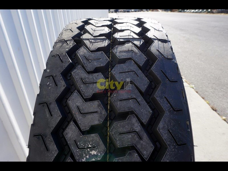 windpower 385/65r22.5 (wgc28) on alcoa 11.75x22.5 durabright - suit scania 551525 013